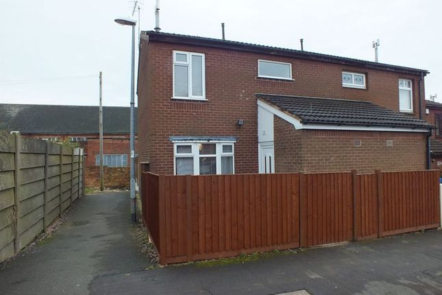 Thumbnail Semi-detached house to rent in Fawfield Drive, Goldenhill, Stoke-On-Trent