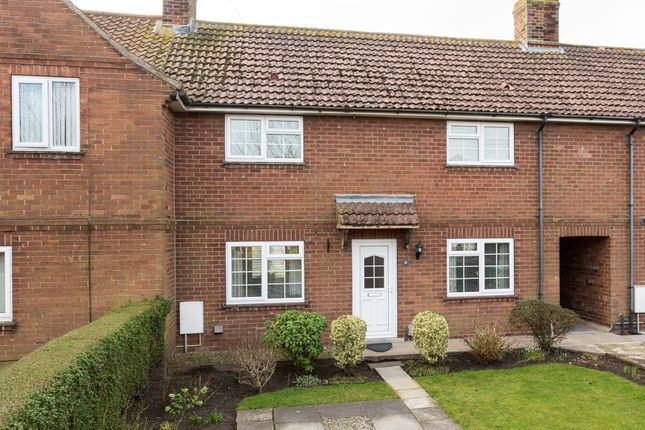 Thumbnail Terraced house for sale in Prospect Terrace, Newton On Ouse, York