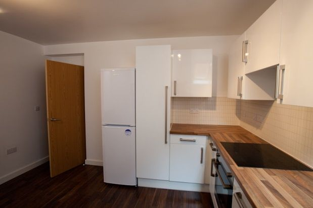 Thumbnail Flat to rent in The Hub, Burns Street