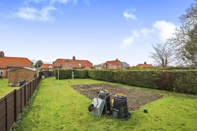 Thumbnail Semi-detached house for sale in East Harling, Norwich