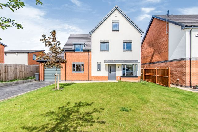 Thumbnail Detached house for sale in Orion Way, Balby, Doncaster
