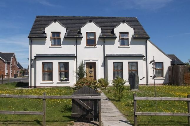 Thumbnail Detached house to rent in Longfield Way, Ballyhalbert, Newtownards