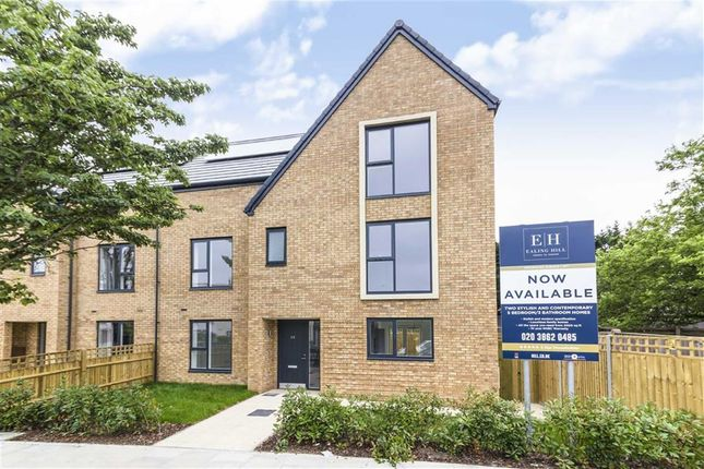 Thumbnail Semi-detached house for sale in Browning Avenue, London