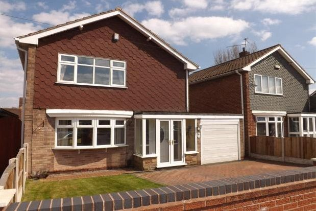 Thumbnail Property to rent in Westbourne Road, Sutton In Ashfield