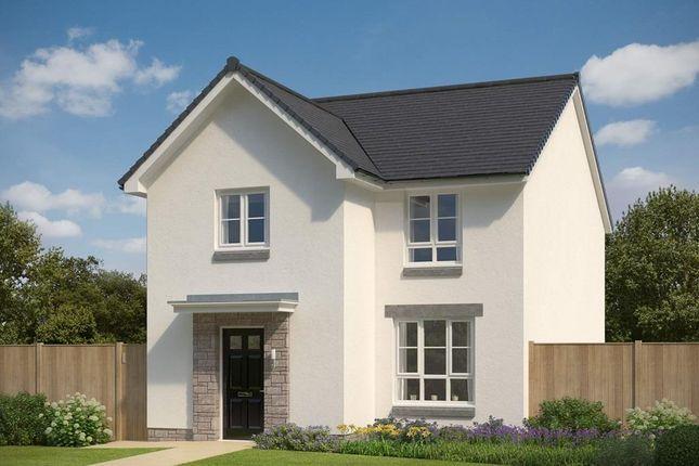 """Thumbnail Detached house for sale in """"Mey"""" at Cuthbertson Walk, Bucksburn, Aberdeen"""