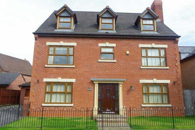 Thumbnail Detached house to rent in Douglas Lane, Grimsargh, Preston