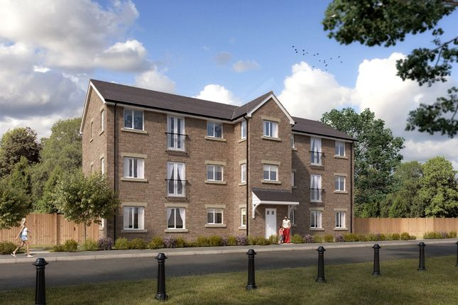 "Thumbnail Flat for sale in ""2 Bedroom Apartment"" at Lakes Road, Derwent Howe Industrial Estate, Workington"