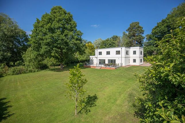Thumbnail Detached house for sale in Broad Oak, Old Church Road, Colwall, Malvern, Herefordshire