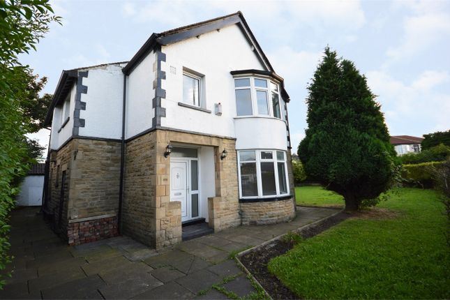 Thumbnail Detached house for sale in Bradford Road, Pudsey, West Yorkshire