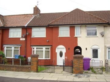 3 bed terraced house to rent in Fairmead Road, Norris Green
