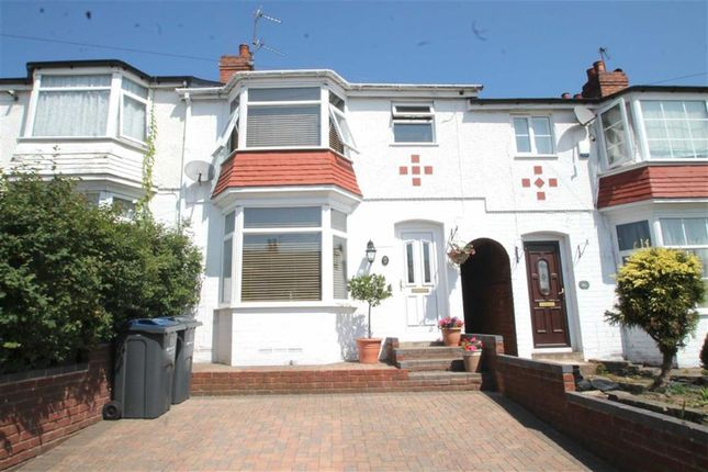Thumbnail Terraced house for sale in Aubrey Road, Quinton, Birmingham
