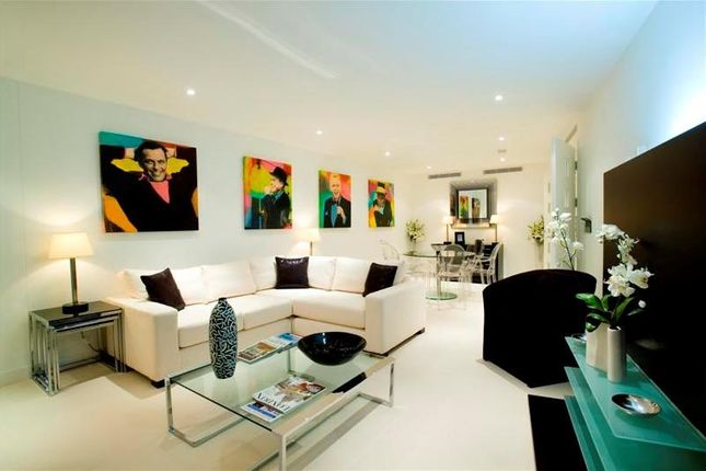 Thumbnail Flat to rent in Centurion Building, London