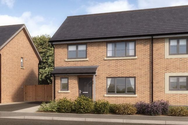 Thumbnail 3 bed semi-detached house for sale in Laureates Lane, Cockermouth