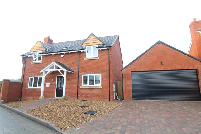 Thumbnail Detached house for sale in 2 Willowbank Meadow, Hengoed, Oswestry