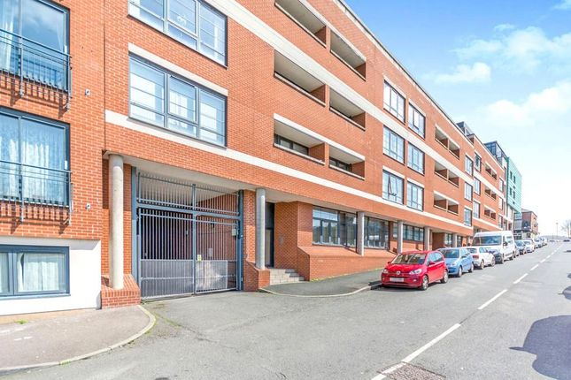 Thumbnail Flat to rent in Avoca Court, Cheapside, Deritend, Birmingham