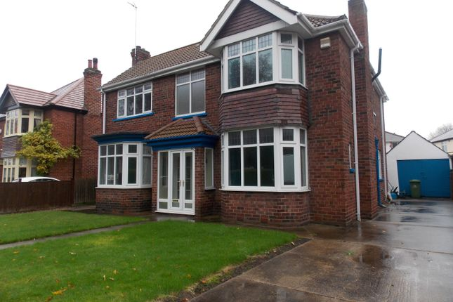 Thumbnail Detached house for sale in Weelsby Road, Grimsby