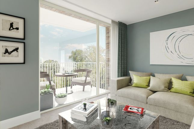 Thumbnail Flat to rent in Chapelwood, Alderley Road, Wilmslow, Cheshire