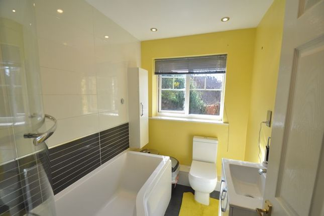 Bathroom of Ramsdell Road, Fleet GU51