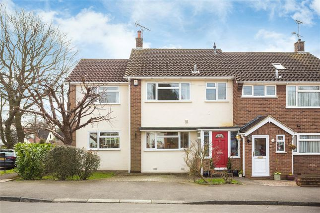 Thumbnail Semi-detached house for sale in Byron Road, Hutton, Brentwood, Essex