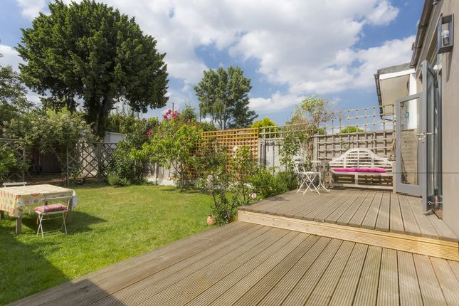 Thumbnail Terraced house for sale in Bramston Road, Kensal Rise