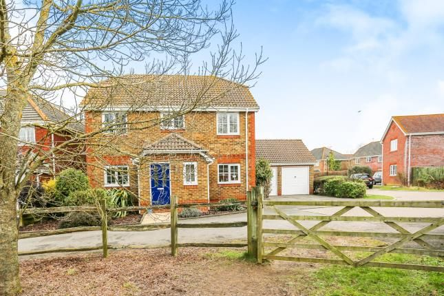 Thumbnail Detached house for sale in Willard Way, Ashington, Pulborough, West Sussex