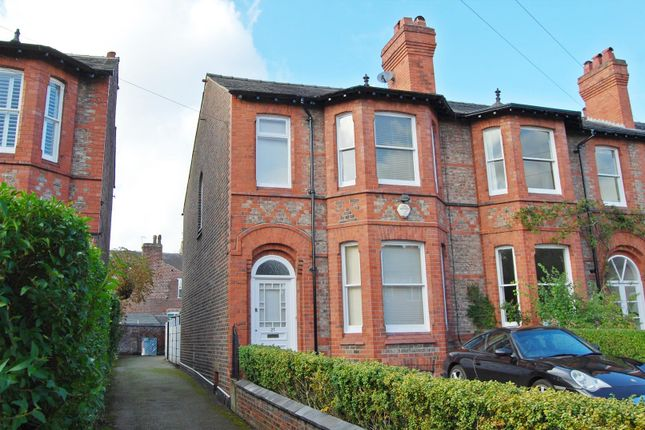Thumbnail Property to rent in Albert Road, Hale, Altrincham