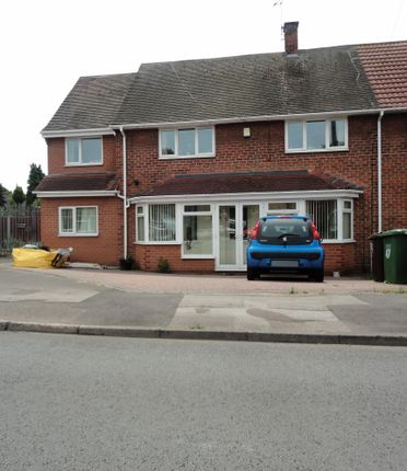 47 Silver Birch Drive, Kingshurst, Birmingham B37 6As