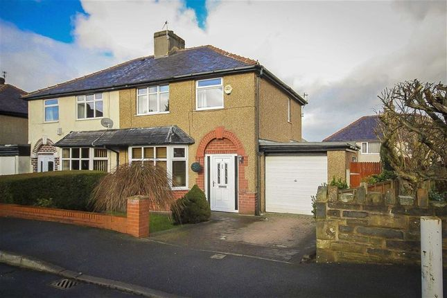 Thumbnail Semi-detached house for sale in Langwyth Road, Burnley, Lancashire