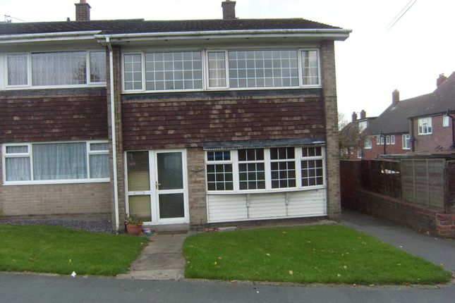 Thumbnail Semi-detached house to rent in Manor Gardens, Dewsbury