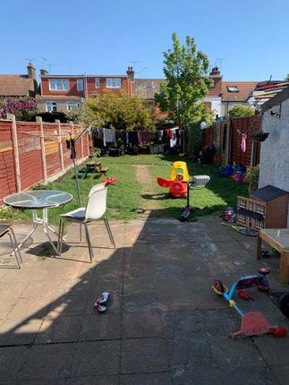 Garden of Essex Road, Barking IG11