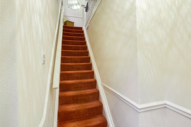 Stairs of Grove Hill Road, Wheatley Hills, Doncaster, South Yorkshire DN2