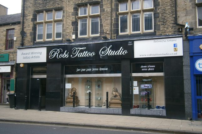Thumbnail Retail premises for sale in 4/6 North Parade, Bradford