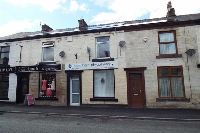 Thumbnail Flat to rent in Thorpe Street, Ramsbottom, Greater Manchester
