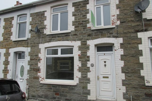 Thumbnail Terraced house for sale in St Annes Street, Gilfach