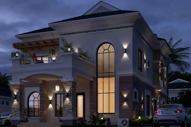 Thumbnail Villa for sale in Amen Estate Phase 2, Eleko Beach Road, Ajah, Ibeju Lekki, Lagos
