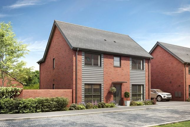 Thumbnail Semi-detached house for sale in Branston, Burton-On-Trent, Staffordshire