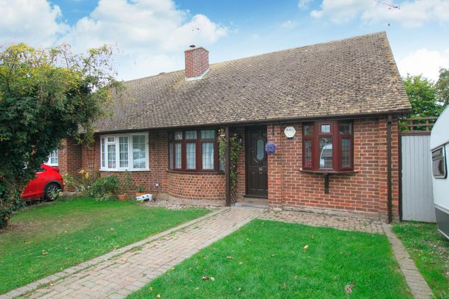 Thumbnail Semi-detached bungalow for sale in Albion Close, Herne Bay