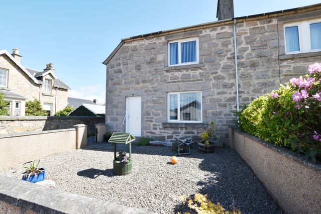 3 bed semi-detached house for sale in Castle Street, Forres IV36