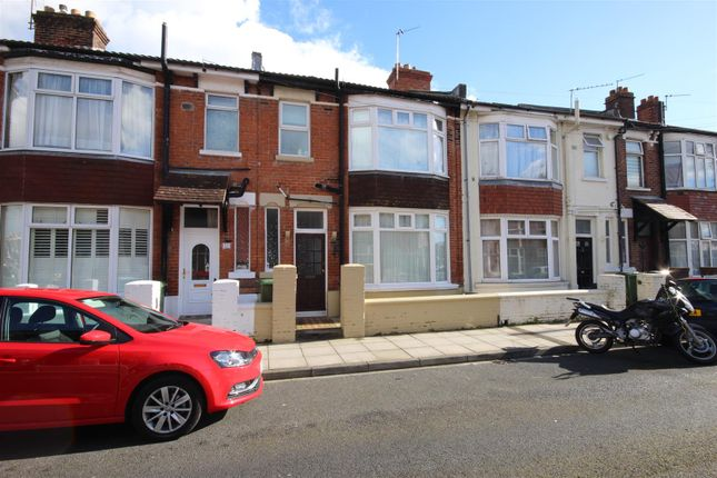Thumbnail Terraced house to rent in St. Augustine Road, Southsea