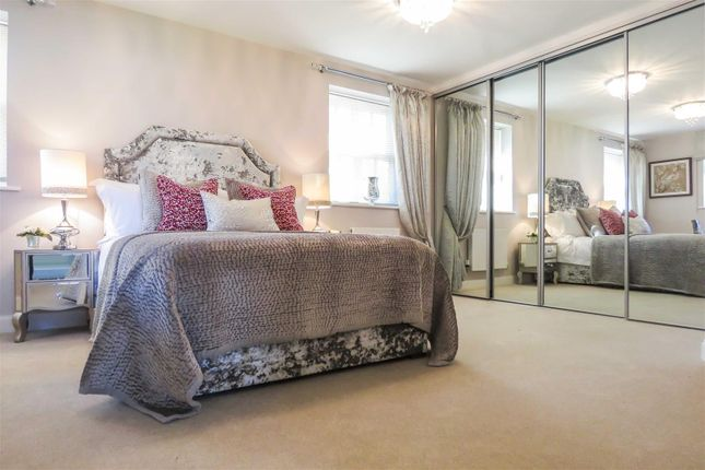 Thumbnail Terraced house for sale in Parkland Place, Shortmead Street, Biggleswade