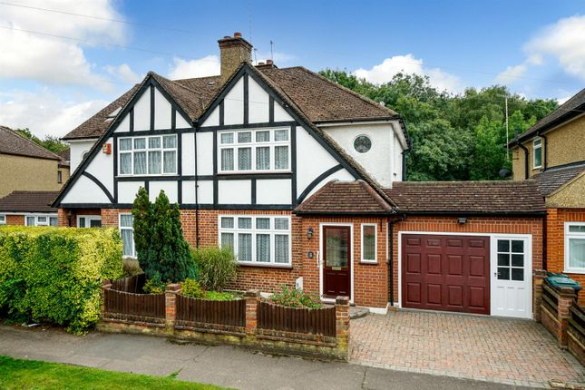 Thumbnail Semi-detached house for sale in Frankland Road, Croxley Green, Rickmansworth