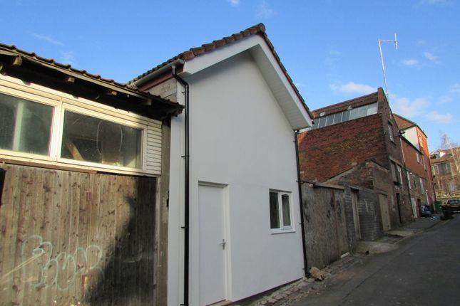 The Garage, Sandy Lane, R/O 15 Freemantle Road, Easton, Bristol, Bristol BS5