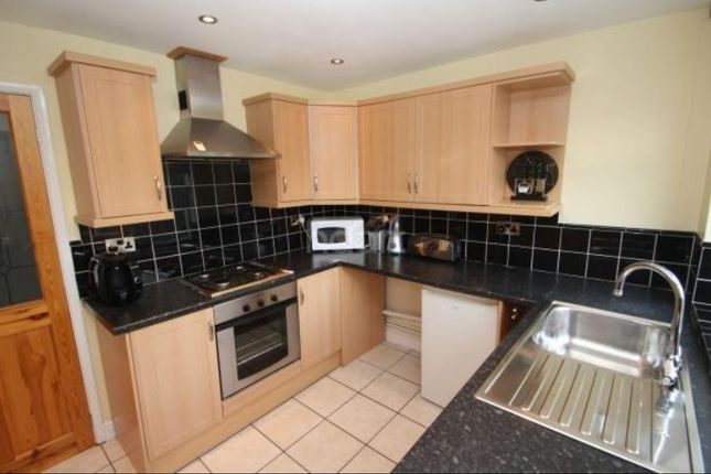Thumbnail Terraced house to rent in Beaumont Walk, Derby