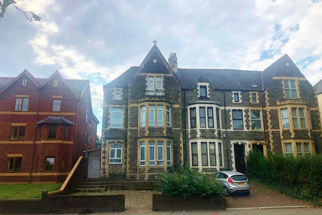 Thumbnail Block of flats for sale in The Court, Newport Road, Roath, Cardiff