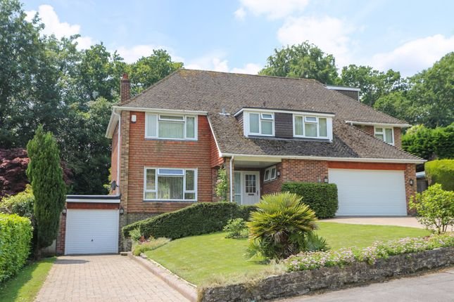 Detached house for sale in Hill Place, Bursledon, Southampton