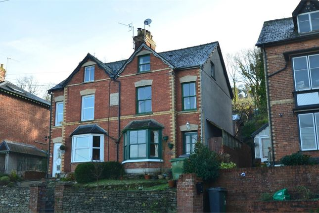 Thumbnail Semi-detached house for sale in Old Bristol Road, Nailsworth, Stroud