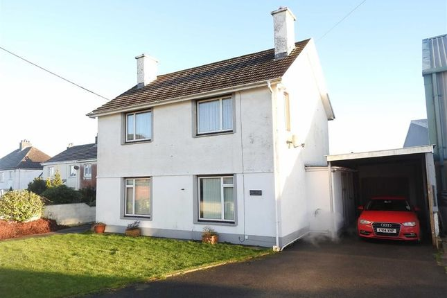 Thumbnail Detached house for sale in Crymych
