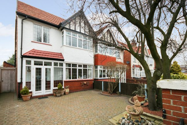 Thumbnail Semi-detached house for sale in Everton Road, Birkdale, Southport