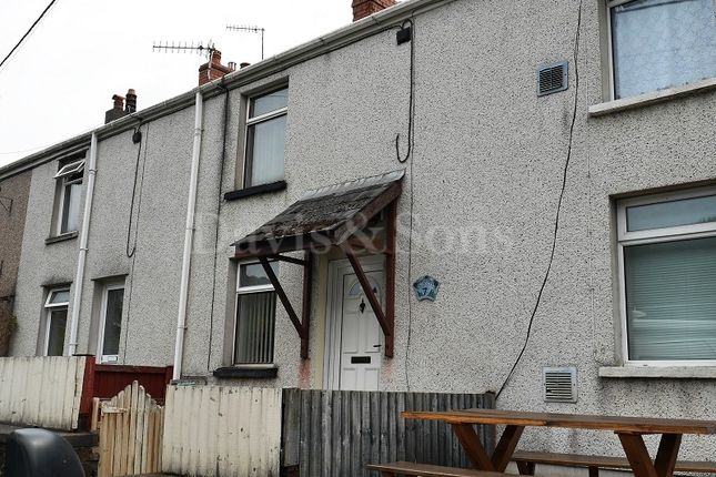 Thumbnail Terraced house for sale in Garn Street, Abercarn, Newport.