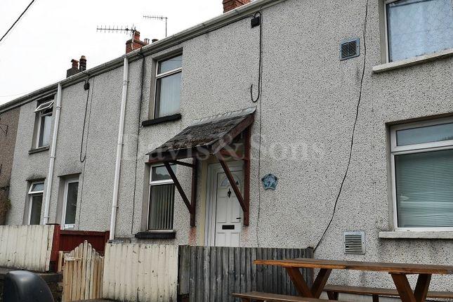 Thumbnail Terraced house for sale in Garn Street, Abercarn, Newport.